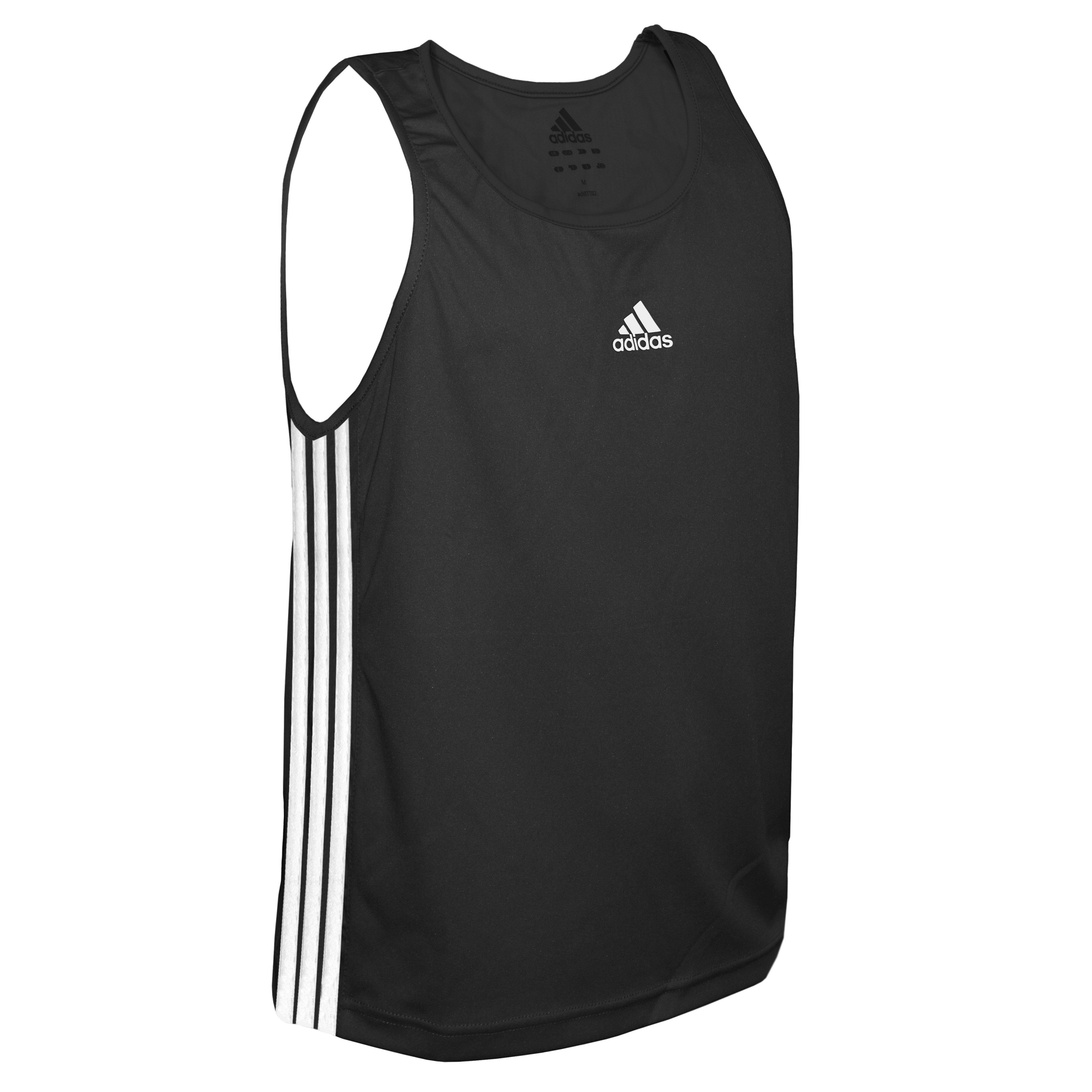 adidas boxing vest noir