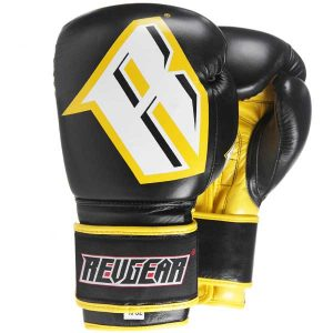 Revgear S3 Sparring Glove Sting Black Yellow