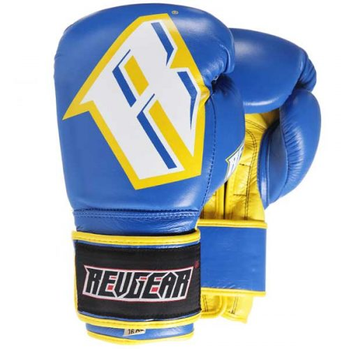 Revgear S3 Sparring Glove Blue Yellow