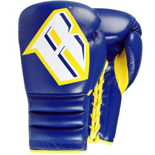 Revgear S4 Professional Boxing Gloves Sparring Dirty Blue