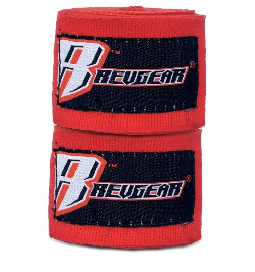 Revgear Hand Wraps 4.5M Red