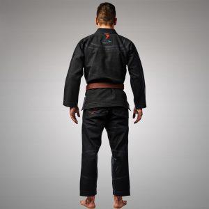 Storm Stealth T3 BJJ Gi Kimono Black
