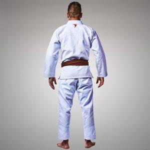 Storm Stealth T3 BJJ Gi Kimono White