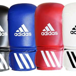 Image of adidas boxing gloves at the Minotaur Fight Store.
