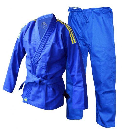 Adidas Student Lightweight BJJ Gi Blue