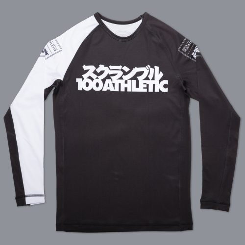 scramble 100 athletic rashguard