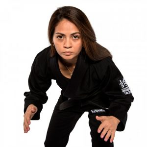 Tatami Ladies Hokori BJJ Gi in Black