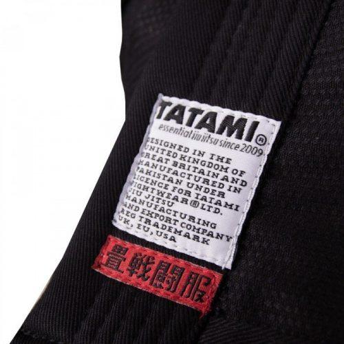 Tatami Ladies Hokori BJJ Gi Black