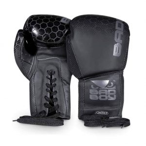 Bad Boy Boxing Gloves Legacy 2.0 Leather Black