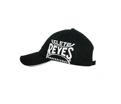 Cleto Reyes Black Logo Cap