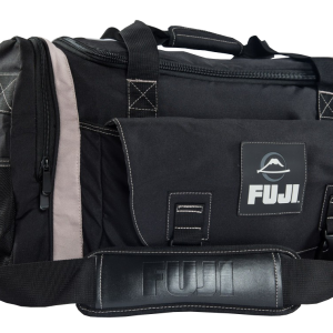 Fuji High Capacity Duffle Bag Black Grey