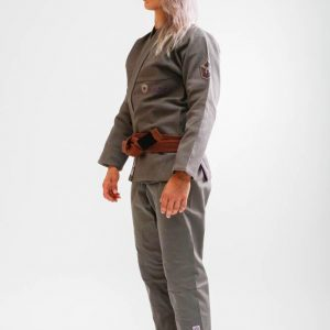 Kingz Ladies BJJ GI Balistico 2.0 Limited Edition Grey