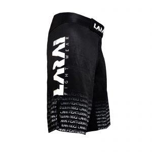Larai Minimo Black Grappling Shorts