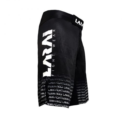 Larai Minimo Black Grappling Shorts