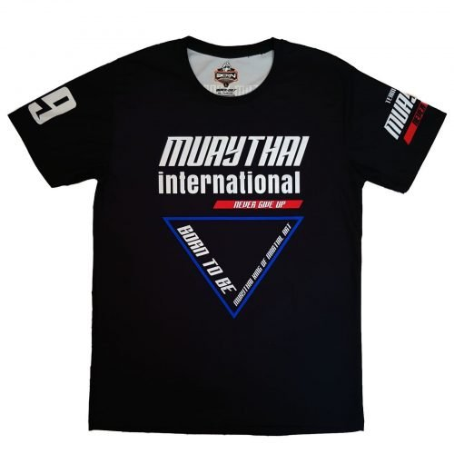 Muay Thai International T-Shirt Training Top Casual