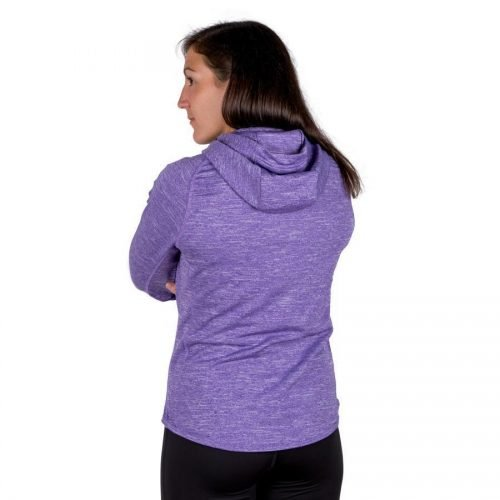 Tatami Ladies Lilac Zip Up Track Jacket