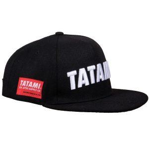 Tatami Original Snapback in Black