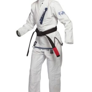 Gameness Feather Ladies BJJ Gi White