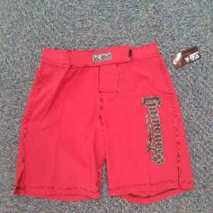 Gameness Flex Shorts Red