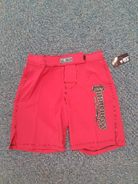 Gameness Flex Shorts Red