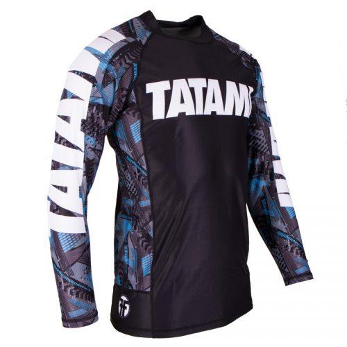 Tatami Essential Urban Rash Guard Black