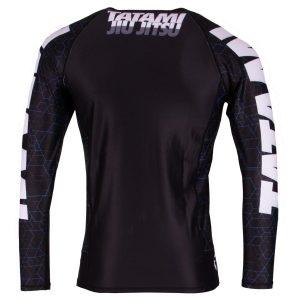 Tatami Essential Conduit Rash Guard Black