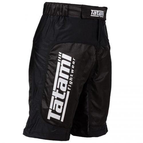 Tatami Multi Flex IBJJF Shorts Black - Tatami Shorts