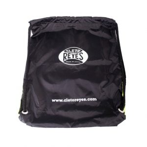 Cleto Reyes Gym Bag Waterproof Black Green