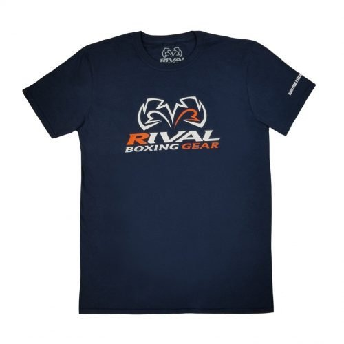 Rival Boxing T-Shirt Corpo Navy