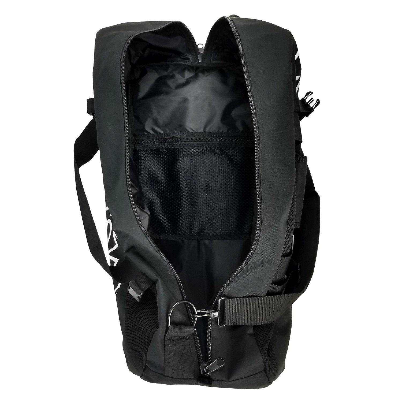 cdb75e06b6de Rival RGB50 Gym Bag Boxing Holdall Backpack Black