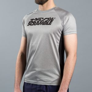 Scramble Technical Training Shirt in Grey