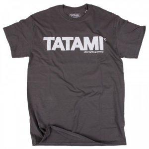 Tatami Essential Charcoal T-Shirt