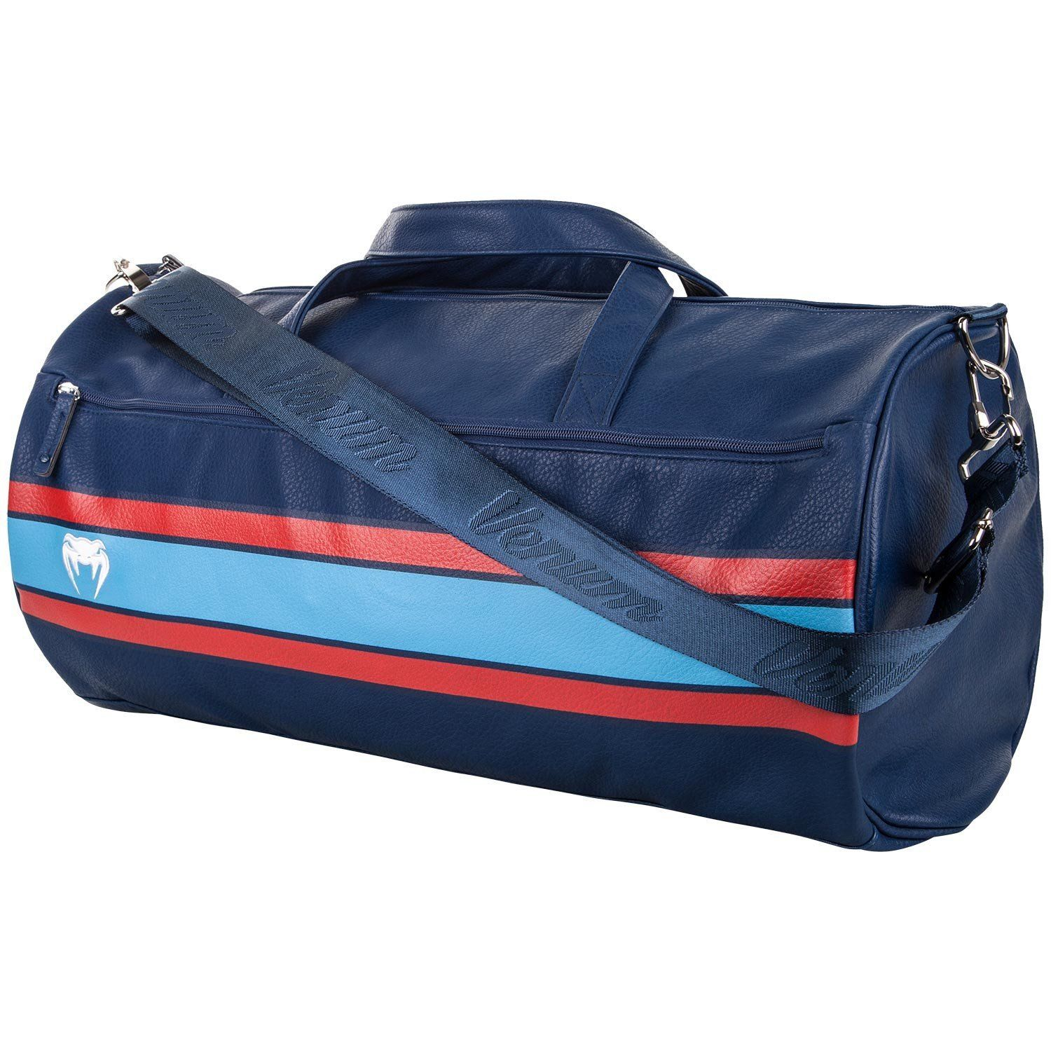 9842b44903fa Venum Cutback Sports Bag Dark Blue Red