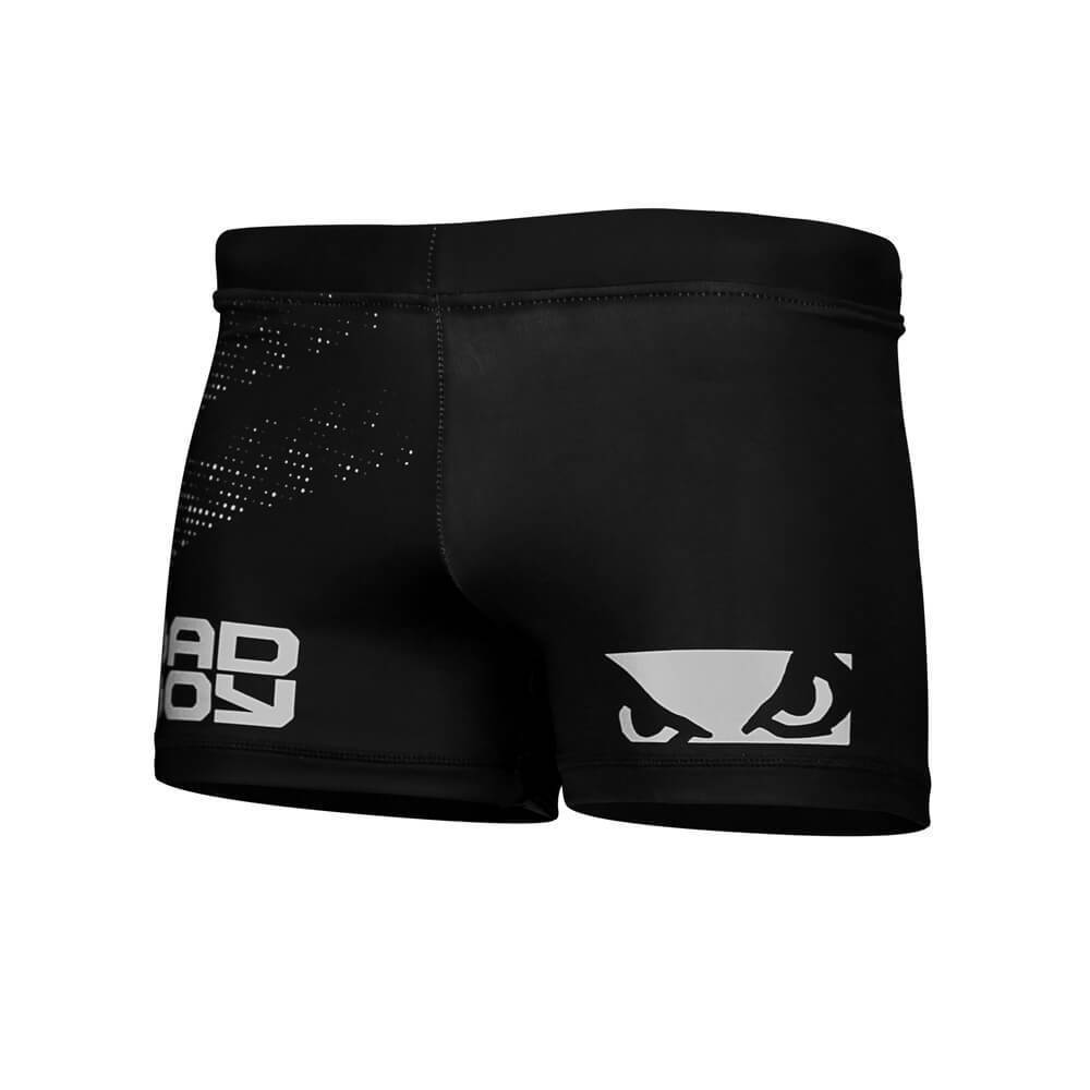 Black//Grey MMA BJJ Fumetsu Rampage Vale Tudo Shorts