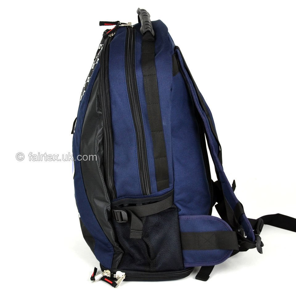 9c3ad7173a28 Fairtex Bag Rucksack Gym Bag Navy