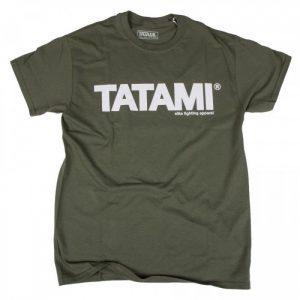 Tatami Essential Military Green T-Shirt