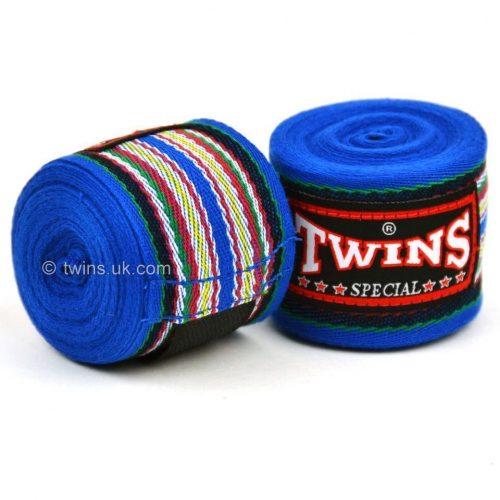 Twins Handwraps 5m Blue CH-2