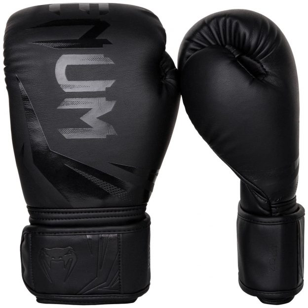 70ea20e6e Venum Boxing Gloves Challenger 3.0 Black Black