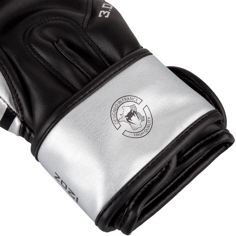 Venum Boxing Gloves Challenger 3 0 Black Silver