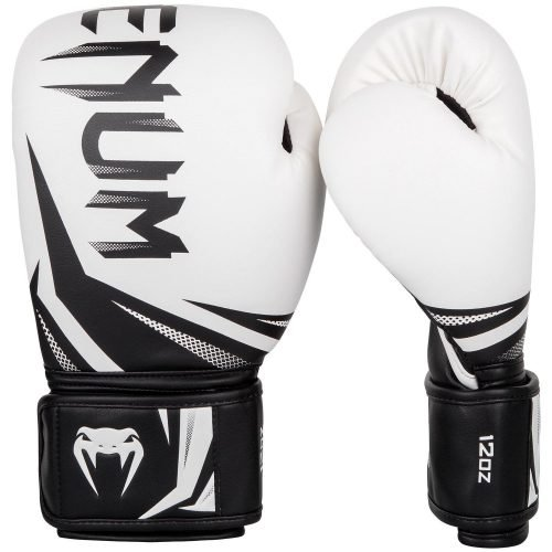 Venum Boxing Gloves Challenger 3.0 White Black