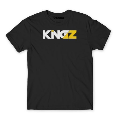 Kingz Deluxe Logo Tee T-Shirt Black