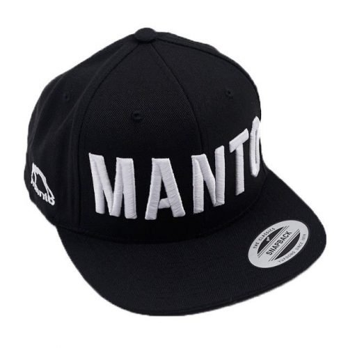 Manto Snapback Cap Eazy Black