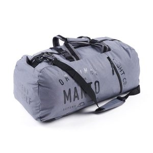 Manto Sports Bag Fight Company Grey