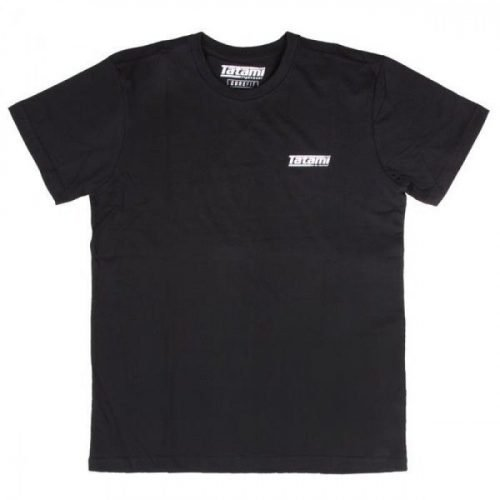 Tatami Basic Logo T-Shirt Black