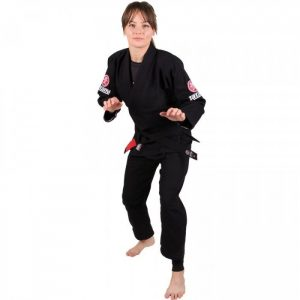 Tatami Ladies BJJ Gi Nova Minimo 2.0 Black
