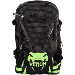 Venum Bag Challenger Pro Backpack Black Neo Yellow