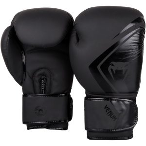 Venum Boxing Gloves Contender 2.0 Black Black