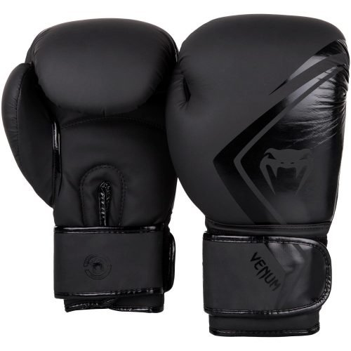 Venum Boxing Gloves Contender 2.0 Black Black