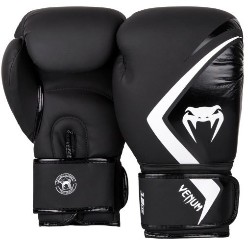 Venum Boxing Gloves Contender 2.0 Black Grey White