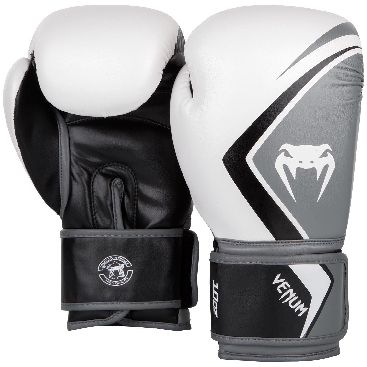 Shop home products venum boxing gloves contender 2 0 white grey black